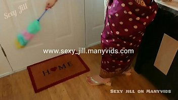 Young Indian maid in red saree a., m., t., punished and to fuck boss dirty