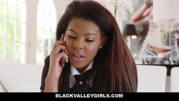 Popular black anal Blackvalleygirls- preppy school girl sucks cock for popularity