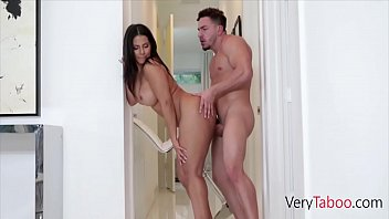 Angry Latina Mom Locks Up Dad And Fucks Son- Rose Monroe