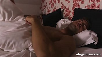 Cheating brunette MILF is fucked in the morning by her lover 5 min