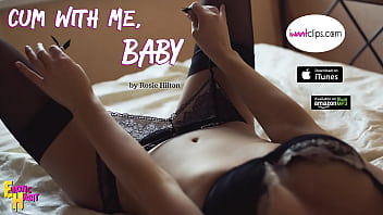 Amazon erotic - Cum with me, baby audio sex
