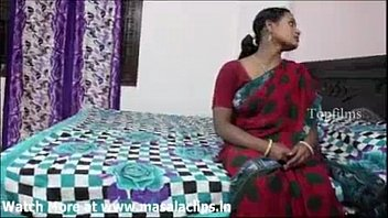 Indian sari boobs - Big boobs indian aunty in red saree fucked by neighbour boy..and record her