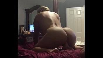 My Wife Riding A Huge Dildo With Her Big Ass