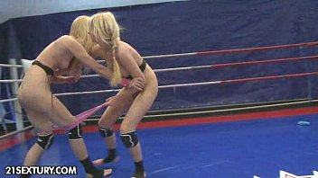 Sophie moon footjob Nudefightclub presents antonya vs sophie moone
