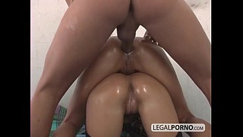 Lick jazz - Threesome anal attack nl-7-04