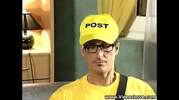 Topic to a fuck postman got chance all? The