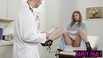 Hustler musiz Young jillian janson pounded with naughty doctors cock