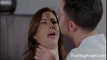 Son Finds Out Mom's Dirty Secret - Alexis Fawx