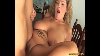 Chubby mature dutch - Who is she
