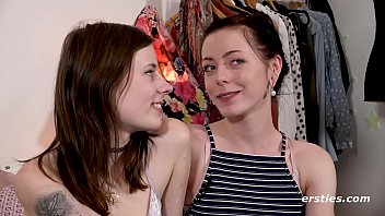 Hot German Lesbians Fingering and Licking to Orgasm