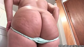 Desire bbw An older woman means fun part 74