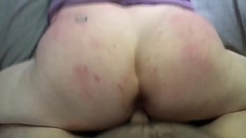 Pale booty milf zits jiggly
