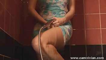 I take a hot shower while wearing a tight dress