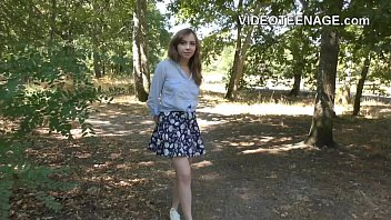 real teen does her first casting | Video Make Love