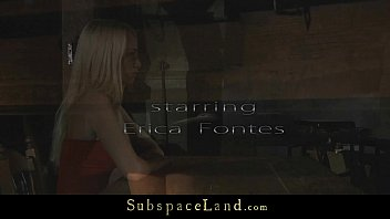 Beautiful Erica taken into subspace