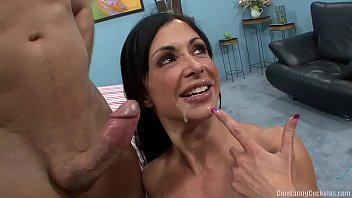 Wow Honey, did you see his load?! - Jewels Jade  - Cum Eating Cuckolds
