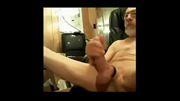 """Grandpa jerks his cock and big balls on cam older mature <span class=""""duration"""">16 min</span>"""