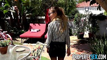 Propertysex - Shady Real Estate Agent Tricks Client Into Buying House