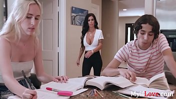 Milf Mom Steals Daughter's Boyfriend- Melissa Lynn