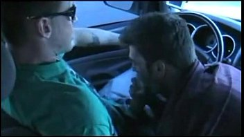 Double handjob in a car wwwthegaywebcam thumbnail
