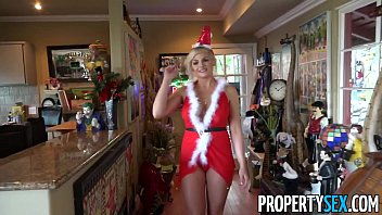 PropertySex - Real estate agency sends home buyer escort as gift 12 min