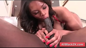Huge black booty fucked by BBC - Prince Yahshua, Halle Hayes