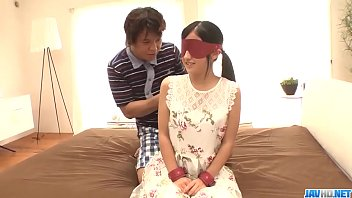 Suzu Ichinose gets male to fuck her while playing obedient  - More at javhd.net