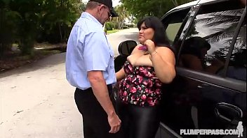 Sexy Latina Plumper Karla Lane Fucks the Police