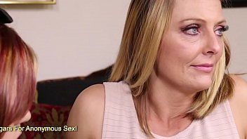 Horny Mom Has Some Fun With A Fresh Young Teen