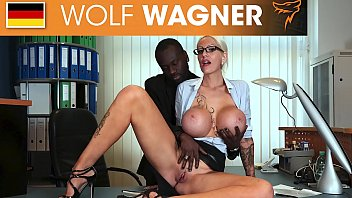 Lena Lay is a silicone-tuned office slut who loves to get banged by her boss (FULL SCENE)! wolfwagner.com