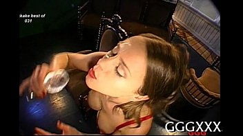 Endless pouring of sated goo
