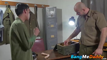 Are there gay hells angles Alex forces oscar to suck on his cock before entering him