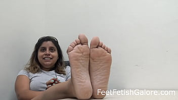 Marissa Hispanic Young Latina College girl feet and young girl feet Part 1