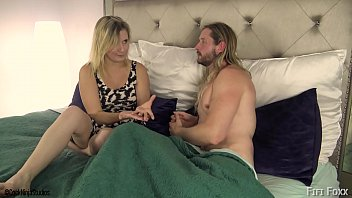 Mom Has a Sex Addiction and Begs Son to Fuck Her - Fifi Foxx and Cock Ninja 13 min