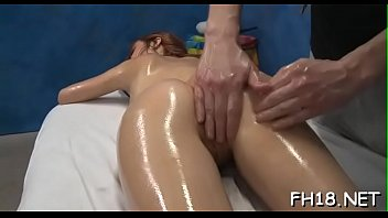 Beauty gets her anal hole team-fucked for the first time in life