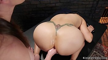 Lesbian Anal Toyed And Fisted