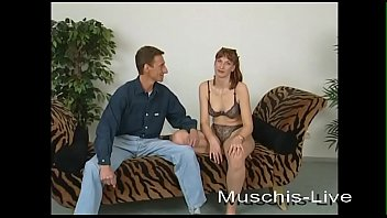 Real German Couple Fucks In Front Of The Camera