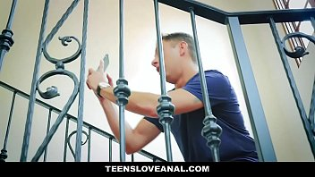 Teensloveanal - Fucking My Hot Stepsis (Sarah Banks) In The Ass