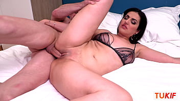 French Brunette Laure Zecch gets her ass fucked hard