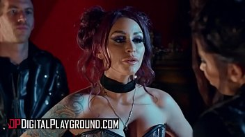 (Monique Alexander, Madison Ivy, Danny D) - No Mercy For Mankind Scene 4 - Digital Playground