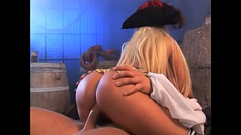Sexy pirate customs Gina lynn-pirate whore