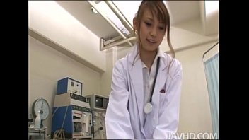 Horny nurse Ebihara Arisa gives her male patien... | Video Make Love