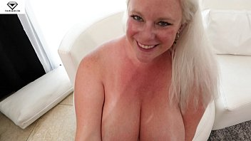 "Cameron Skye Giant Boobs MILFQUEST BBW POV ""Neighbor lady wants to borrow some Flour"""