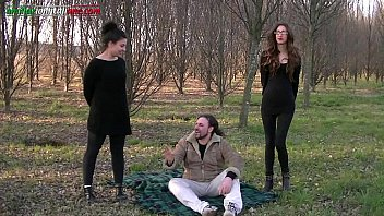 The Anna s Experiences - Trampling in the Outdoor - 69VClub.Com