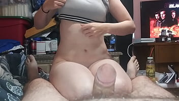 My Dick Is Too Fat For Her Pussy.