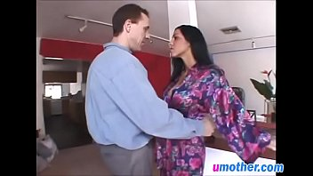 A private detective fucks hot Latin MILF's ass and gets nice blowjob