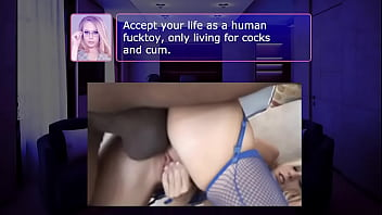 BBC Anal Instructions for Sluts in Training (Dildo Roleplay)