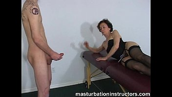 Lick own cum from pussy