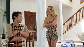 Busty Babe Nico le Aniston Gets Fucked  Fucked