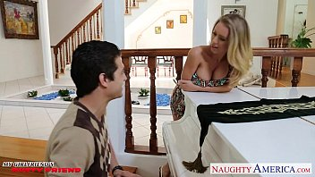 Busty babe Nicole Aniston gets fucked 8 min